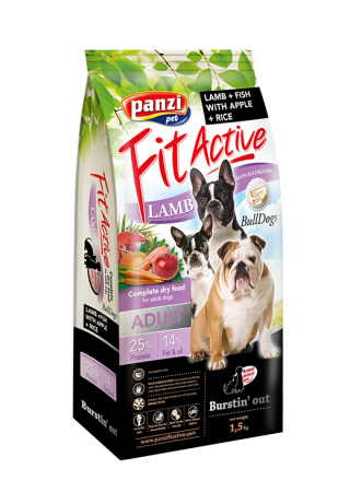 Fit Active Bulldog - 1,5kg