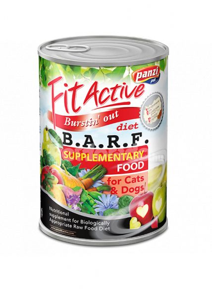 Fit Active Canned Food BARF - 415g