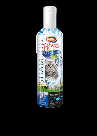 Fit Active Cat Regular Shampoo - 200ml
