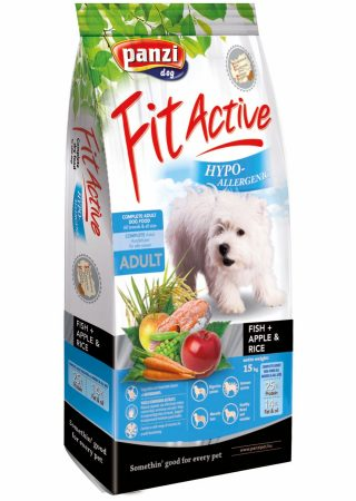 Fit Active Hypoallergenic Fish 15kg
