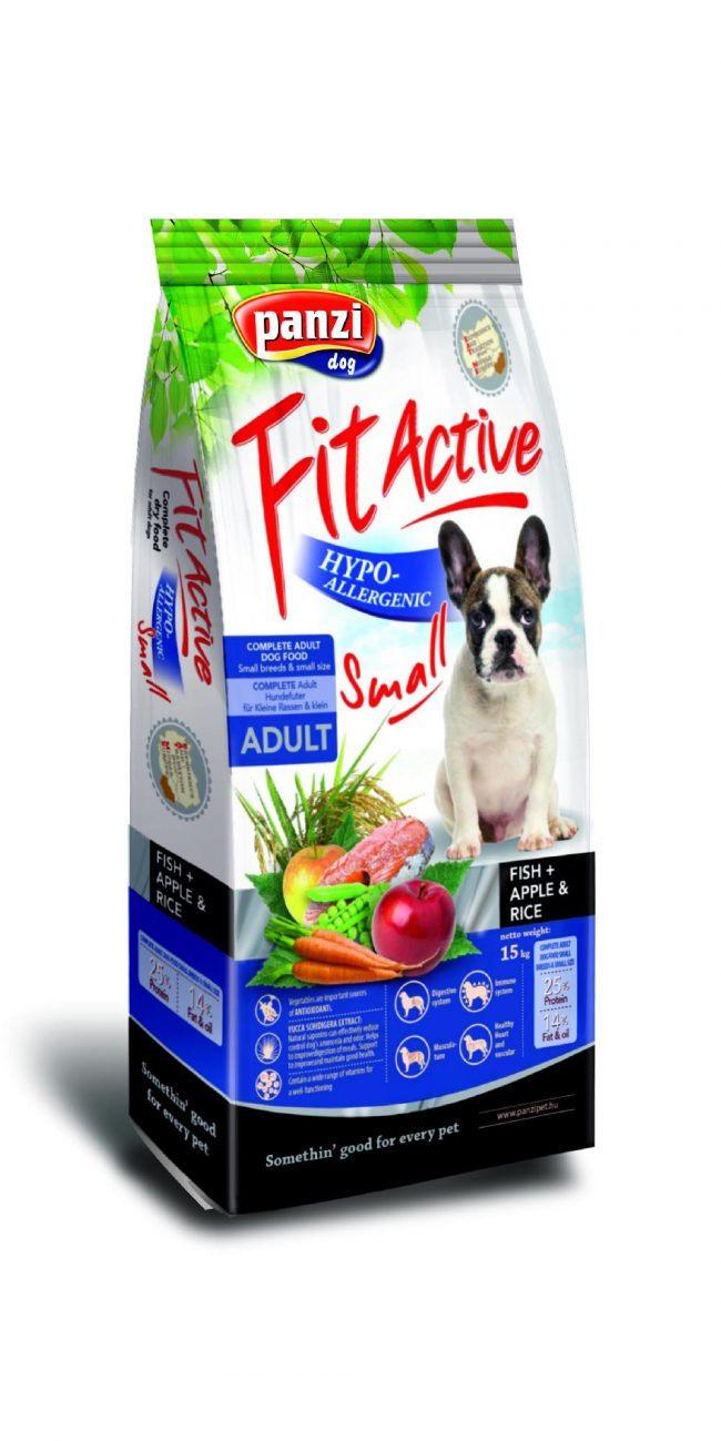 Fit Active Hypoallergenic Small - 15kg