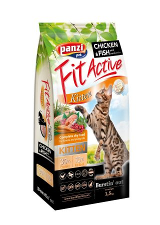 Fit Active Kitten - 1,5kg