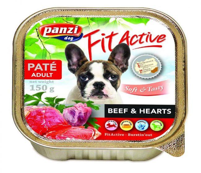 Fit Active Paté Beef & Heart - 150g