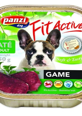 Fit Active Paté Game - 150g