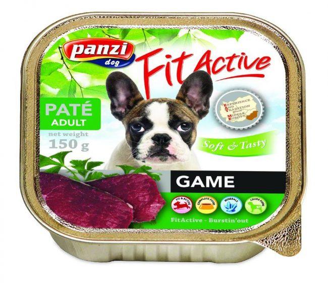 Fit Active Paté Game - 150g