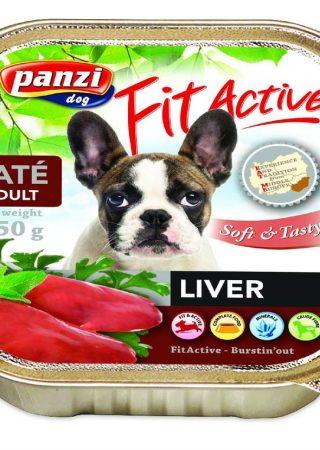 Fit Active Paté Liver - 150g