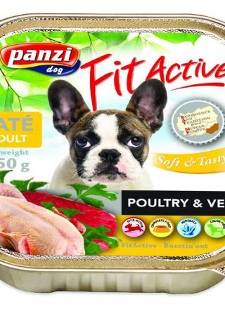 Fit Active Paté Poulty & Veal - 150g