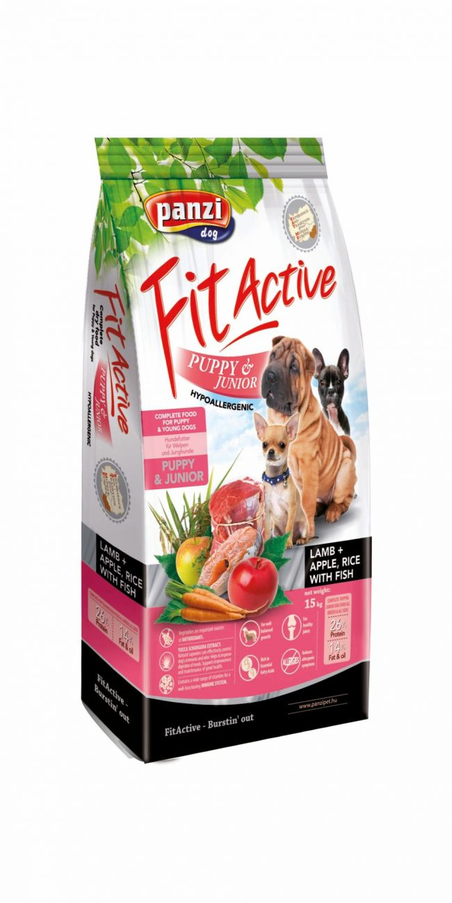 Fit Active PuppyJunior - 15kg