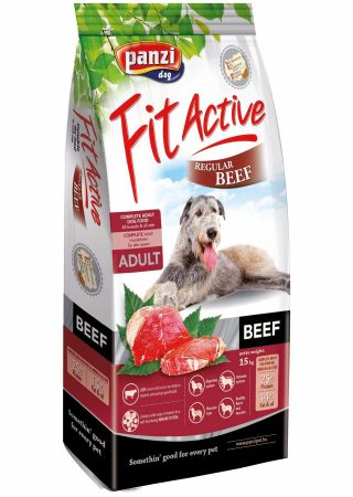 Fit Active Regular Beef - 15kg