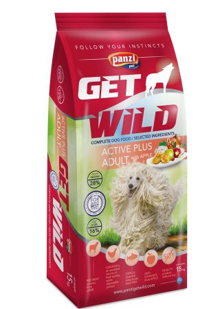 Get Wild Active Plus - 15kg
