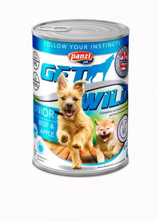 Get Wild Canned Food Junior - 415g