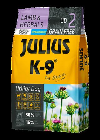 Julius K-9 Lamb & Herbals Puppy - 10kg