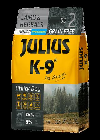 Julius K-9 Lamb & Herbals Senior - 10kg