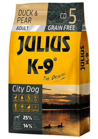 Julius-K9 Duck & Pear - adult - 10kg