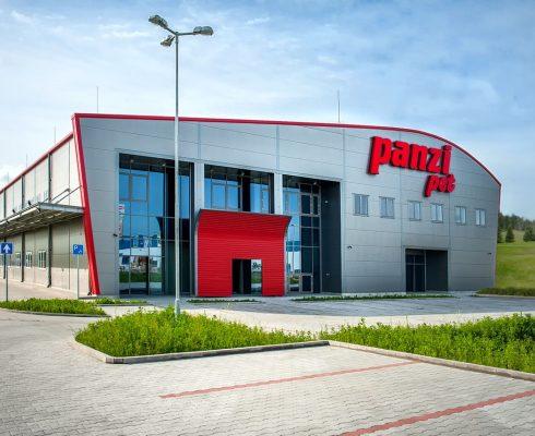 Panzi-Pet bureau