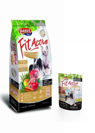 Fit active Hypoallergenic senior proefzakje