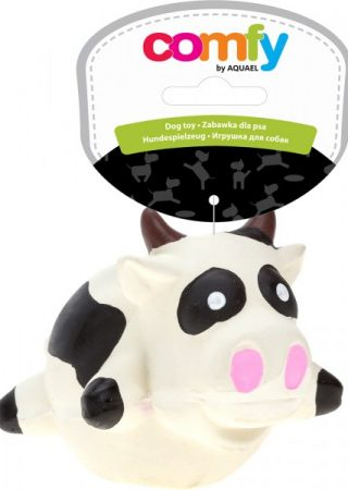 Comfy Farm Toy Cow