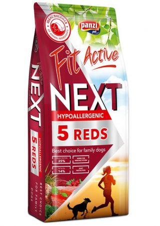 Fit Active Next 5 Reds 15kg