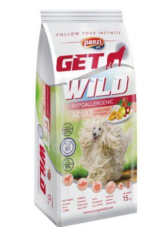 Get wild Hypoallergenic lamb 15kg Hypoallergeen hondenvoer